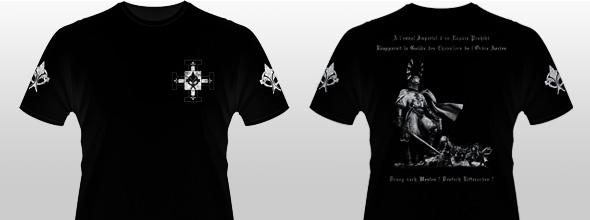 Merchandising - Drang Nach Westen – T-Shirt