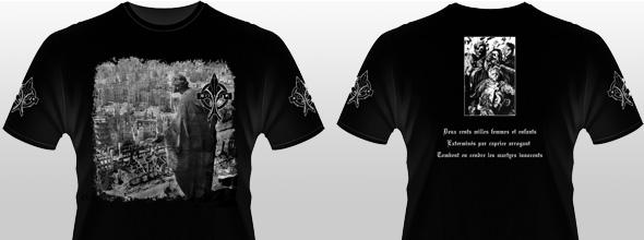 Merchandising - La Valse des Martyrs – T-Shirt